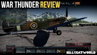 War Thunder (PS4) - First Impressions Review - Free To Play Flight Simulator