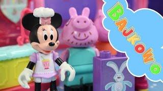 Kuchenne Wyzwania | Świnka Peppa & Myszka Minnie & Masza i Niedźwiedź | Bajki dla dzieci