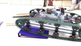 Engineering class tank