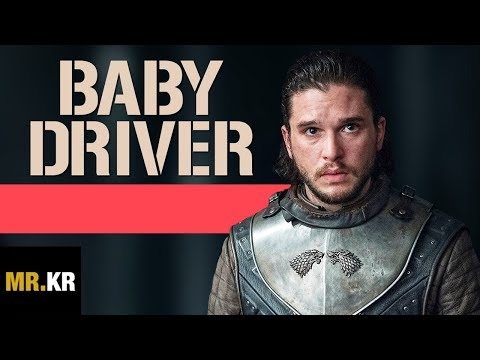 Game of Thrones Season 7 - (Baby Driver Style)