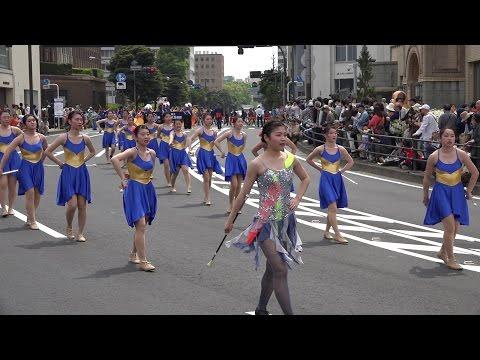 2016年 ザよこはまパレード(国際仮装行列)洋光台バトン