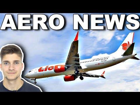 Erster Bericht zum LION AIR Absturz! AeroNews