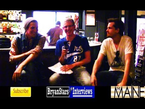 The Maine Interview #2 John O'Callaghan & Kennedy Brock  2011