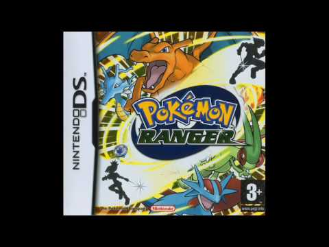 Pokémon Ranger Capture 01 Music Musica