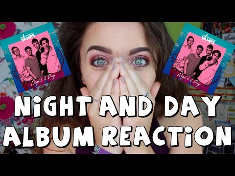 The Vamps Night And Day Album Reaction