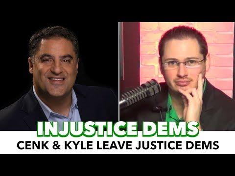 Cenk Uygur And Kyle Kulinski Leave Major Progressive Group