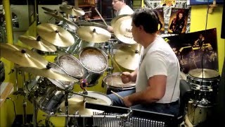Great Are You Lord by All Sons and Daughters drum cover by Paul Elliott