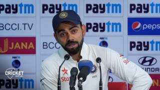 Kohli credits Aussie fight but says friendships over