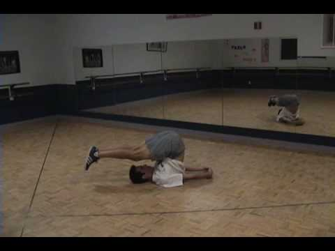 Breakdancing How to Backspin Tutorial