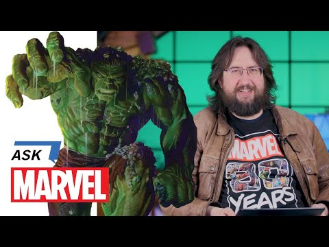 How to Write HULK When Bruce Banner is Dead | Ask Marvel