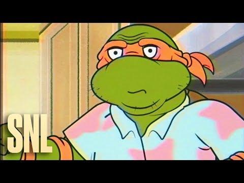 Middle-Aged Mutant Ninja Turtles - SNL