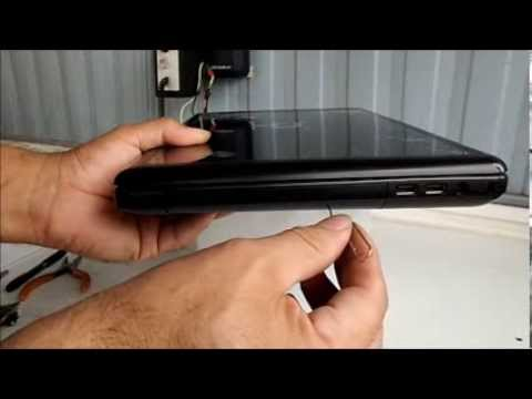 how to open cd drive on acer aspire e1 510