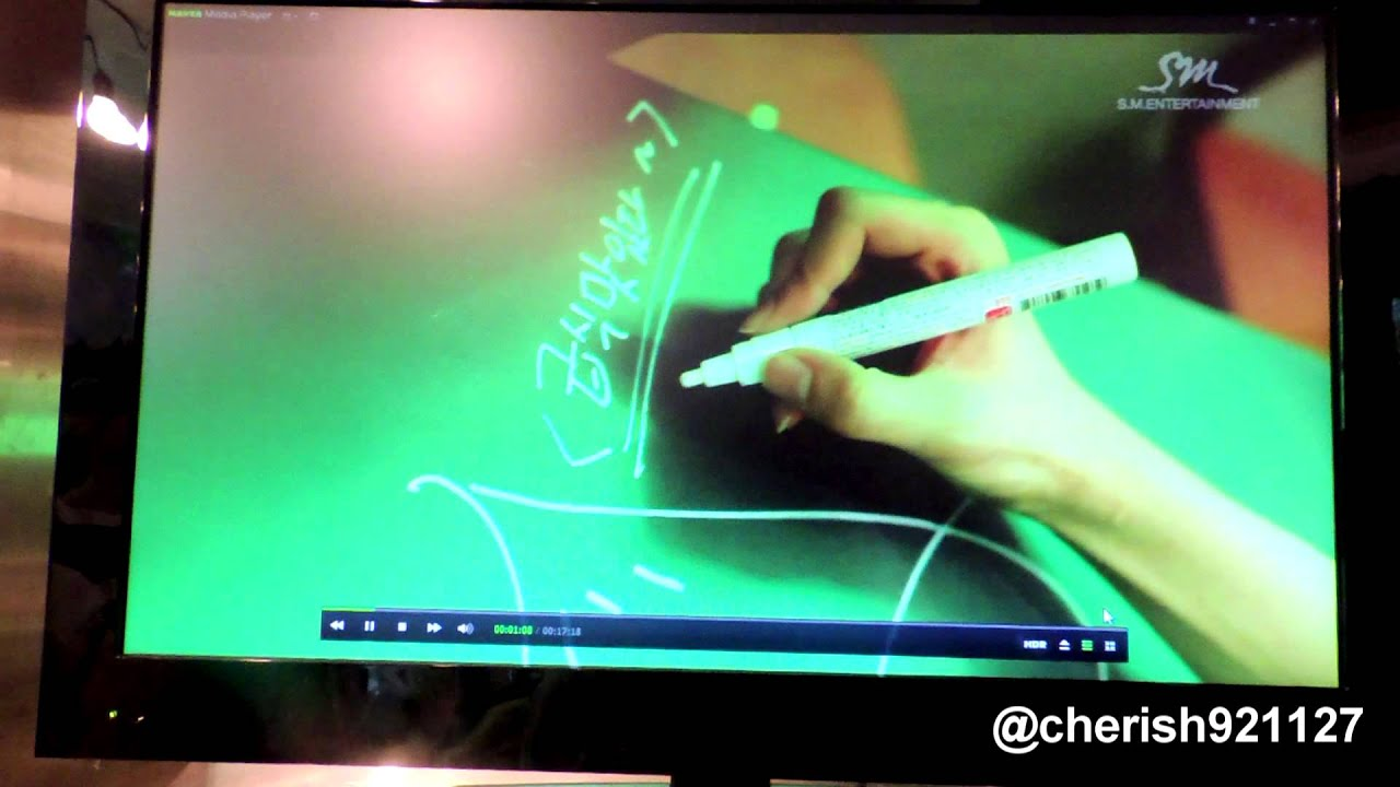 EXO BWCW VCR Part.1/2 (2min 28sec) 엑소 영상 - YouTube