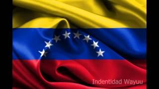 Himno de Venezuela, En Wayunaiki ( Idioma de la etnia Wayuu)