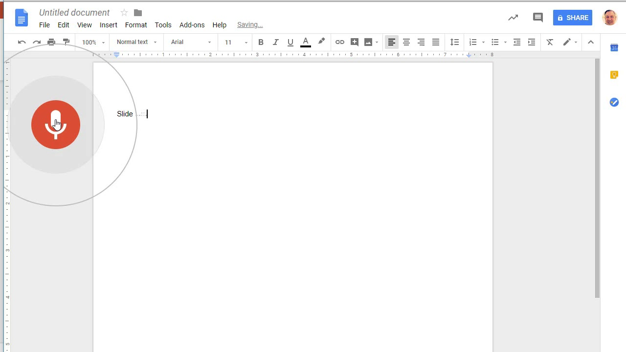How to Use Google Docs to Transcribe Text