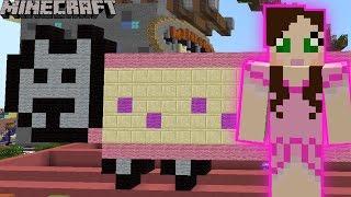 Minecraft: NYAN CAT RACE - FUN TIME PARK [2]