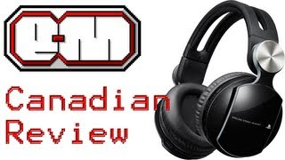 Canadian Review - PS3 Pulse Impulsion Wireless Stereo Headset Elite Edition