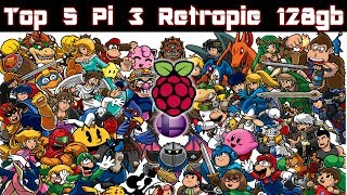 Top 5 Current 128gb Retropie 4.4 or Newer Images