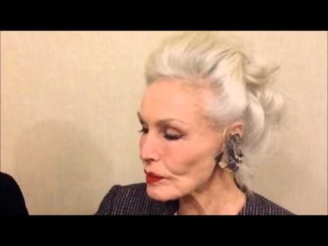 Ron Russell Interviewing Actress Julie Newmar (Catwoman)
