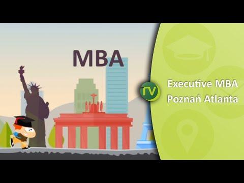 Executive MBA Poznań Atlanta