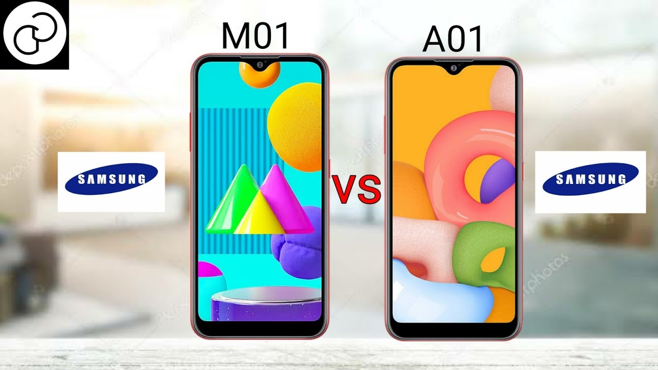 Samsung Galaxy M01 Vs Galaxy A01; any difference?