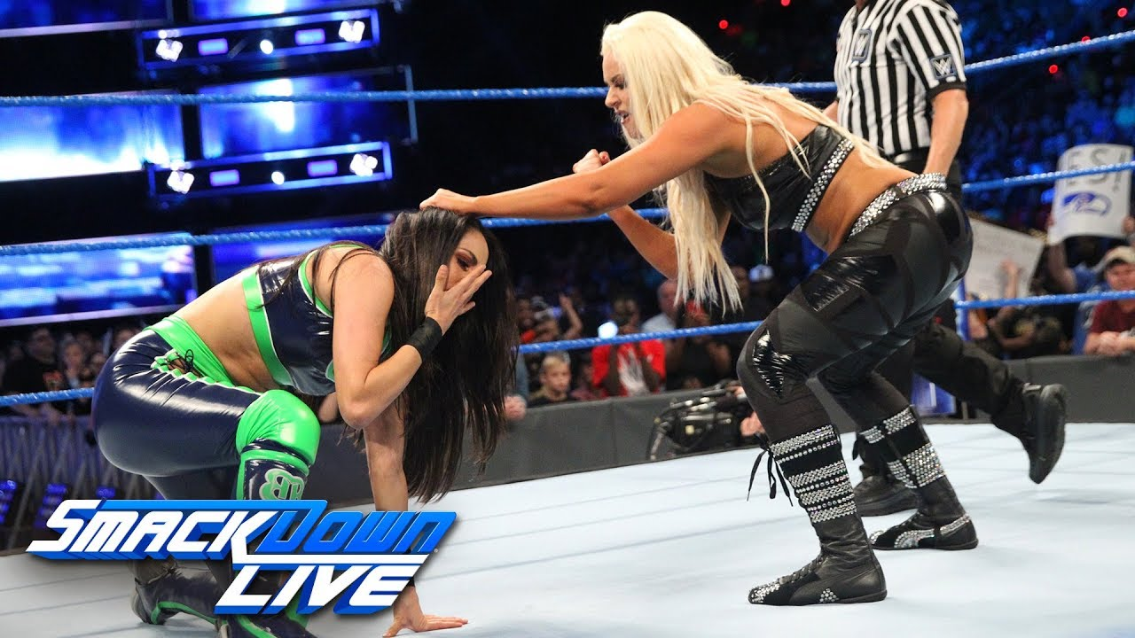 WWE SmackDown Results - Brie Vs. Maryse Main Event, New #1 Contenders, Randy Orton Strikes, More