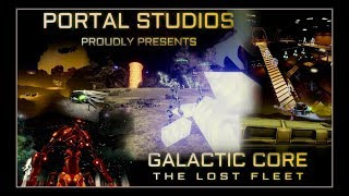 Galactic Core: The Lost Fleet VR 4k -- Sci-fi Class Based Shooter Fighter Game -- Trippy