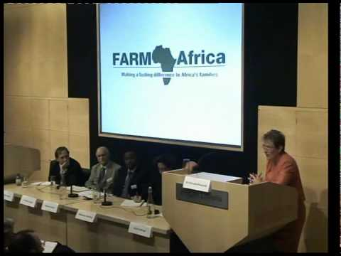 FARM-Africa AGM Panel discussion: From smallholder farmers to entrepreneurs