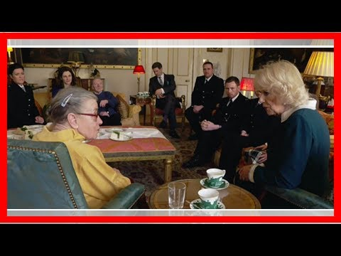 Breaking News | ITV will show a new documentary film focusing on HRH The Duchess of Cornwall. (vi...