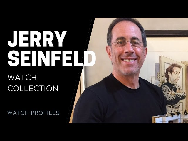 Jerry Seinfeld's Watch Collection | SwissWatchExpo [Watch Collection]
