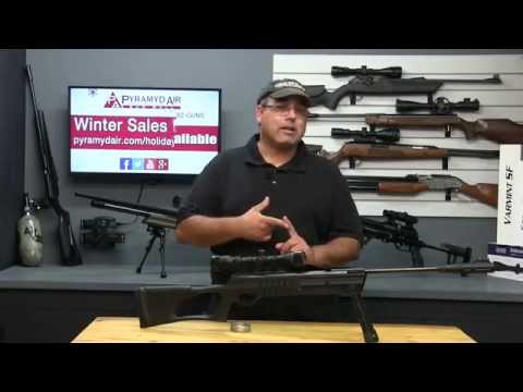 Umarex Fuel .177 - by Airgun Expert Rick Eutsler / AirgunWeb - 동영상