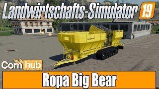 LS19 Modvorstellung - Ropa Big Bear - LS19 Mods