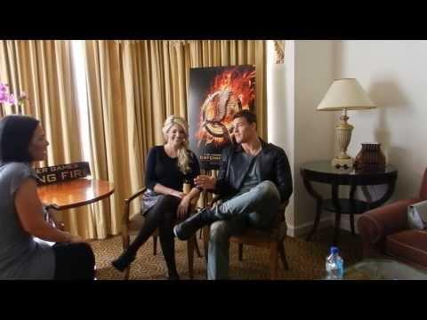 Red Carpet Endings s Stephanie Leigh Schlund & Alan Ritchson