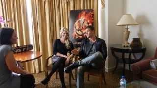 Red Carpet Endings Interviews Stephanie Leigh Schlund & Alan Ritchson