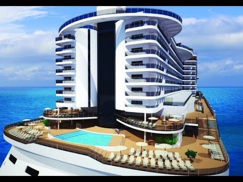 Msc New Seaside Cruise Ship Coming 2017 Youtube