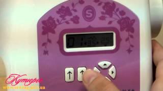 SINGER Starlet 6699 видео обзор(SINGER Starlet 6699 компьютеризированная швейная машинка бюджетного класса с большими возможностями для шитья..., 2016-03-17T20:18:40.000Z)