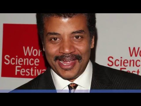 Neil DeGrasse Tyson FINALLY proves the Earth is round