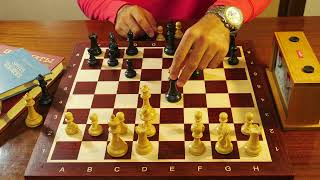 The Most Famous Game That Ended In 11 Moves!