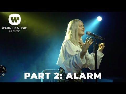INTIMATE PERFORMANCE - ANNE-MARIE PART 2: ALARM