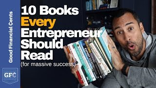 10 Books Every Entrepreneur Should Read 📚 (for massive success)