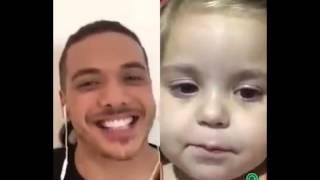 Wesley Safadão e Bebê de 2 Aninhos #Smule Camarote!