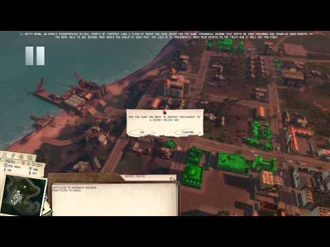 Let's Play Tropico 3 Absolute Power: Back to the Past 4 of 4 |