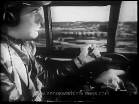"Flying the Northrop P-61 "" Black Widow"" Night Fighter (1944)"