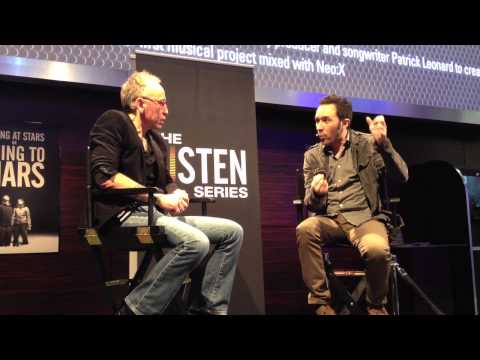 Diego Stocco - Extract from CES 2013 interview with Nic Harcourt for DTS