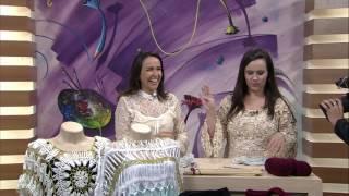 Gorro Beanie e Cachecol em Crochê por Helen Mareth - 14 06 2017 ... f915dd42ea9