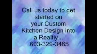 Custom Kitchens Hampstead Nh Call 603-329-3465 | Custom Kitchen Cabinets | Serving Nh And Ma