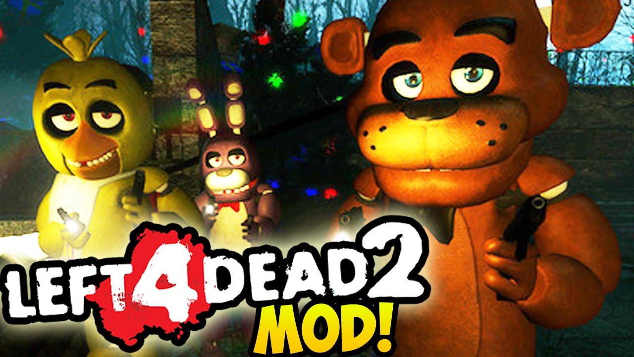 Left 4 Dead 2 Mods