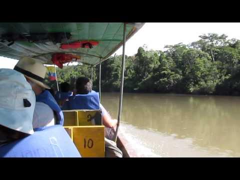 Ecuador - Amazon River Boat Ride
