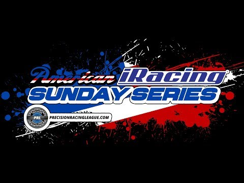 OSRN Presents - PRL American Iracing Sunday series live from Richmond online broadcast