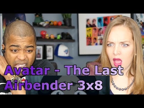 "Avatar - The Last Airbender 3x8 ""The Puppetmaster"" (Reaction 🔥)"